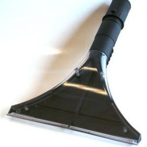 Transparante sproei/extractie tapijtreinigings mondstuk voor SAMUDO E/H/T-type & Athena8+-250