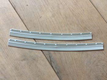korte rubber zuigmond 30 cm