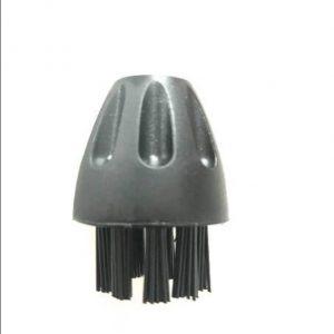 Set nylon borstels voor stoomzuiger